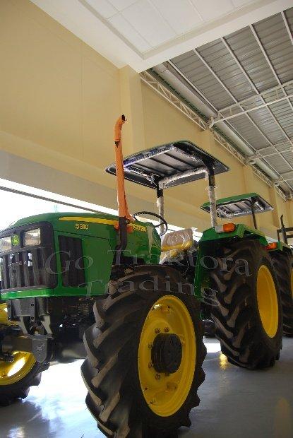 John Deere Farm Tractors 55HP 4WD