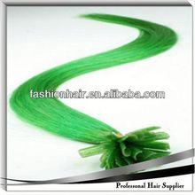2014 High quality raw material U-Tip/Nail Hair Extension fashion wig indian women long black hair wigs