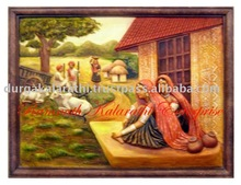 painting wall frame mural painting