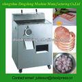 2013 dingsheng menor preço açoinoxidável automática de carneiro carne máquina de corte 0086 13598884780