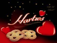 Harties Biscuits