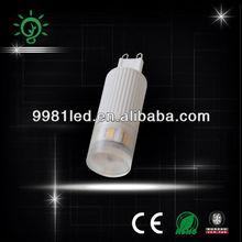 SMD 2835 ,5630 led G9 bulb indoor light