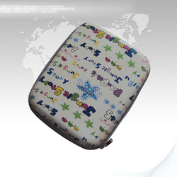 Cute fancy eva laptop case for girls