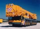 Used LIEBHERR LTM Cranes