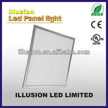 CE ROHS UL Certificate SMD3528/2835 Ultrathin High Lumen 600 600mm led panel light kit