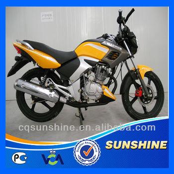SX200-RX Air-cooled Yellow Beautiful 200CC Racing Bike
