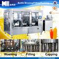 Cider equipamento de enchimento / máquina
