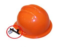 Safety Spotter hard hat mirror
