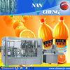CE, TUV ! automatic 18-18-6 R 3-in-1 fruit orange juice filling machine