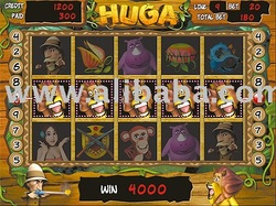 HUGA slot machine