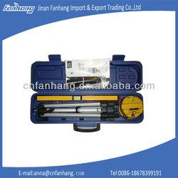 Portable laser level kit