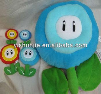 for nintendo new super mario bros piranha plant stuffed soft plush action figure toys
