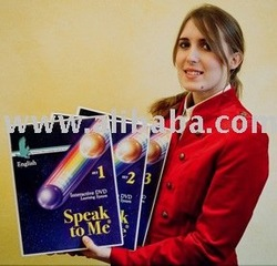 Speak to Me DVD English learning program