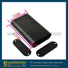 """Excellent Aluminum Box Enclosure Case -4.33""""*2.76""""*0.94""""(L*W*H) abs electronic enclosure"""