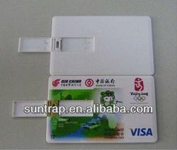 promotional item bulk 512 mb credit card pendrive logo printing free