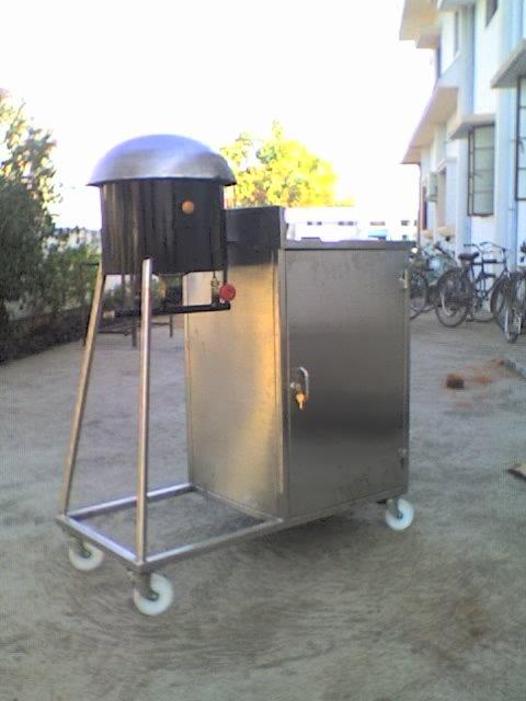 móvil roomali roti de equipamiento de cocina