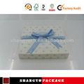 Alta calidad hechos a mano plantilla de la caja, Invitación de la boda de la muestra, La comida india shanghai