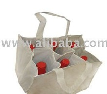 6 bottle wine tote and wine bag