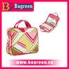 Hot sale professional multifunction design waterproof women tote toiletry bags