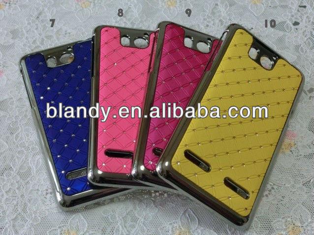 Crystal Star Luxury Bling Diamond Crystal case For HUAWEI U8950D U9508 T8950D G600