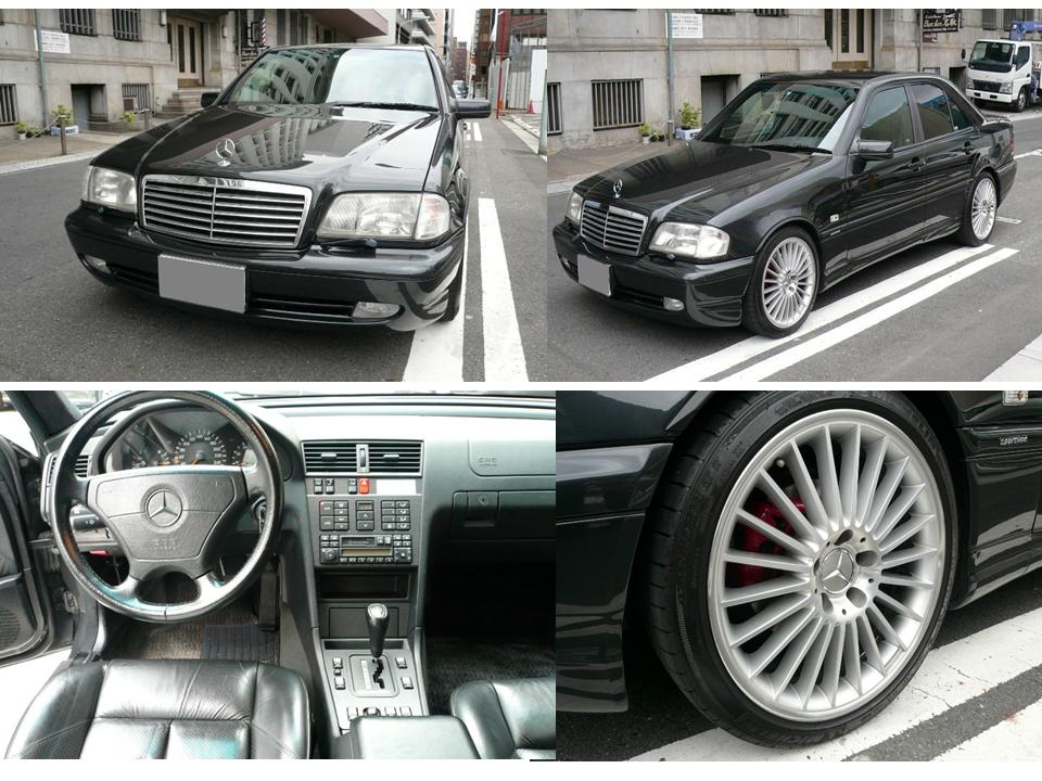 Mercedes-Benz C-Class C280 Sport-Line AMG 1994 used LHD cars