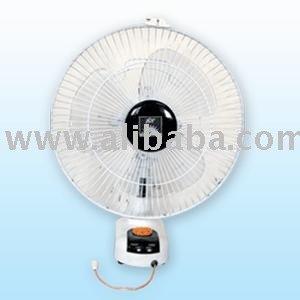 Solar Fan (Oscillating)