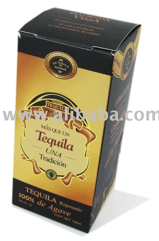 Tequila Hacienda Vieja Reposado Tequila Vender Hacienda Vieja