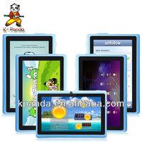 Q88,A13,7 inch tablets PC tablet+pc+de+12+pulgadas