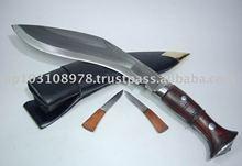Dhankute Wooden Case Khukuri Knife