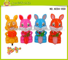 Rabbit Candy Toy White Rabbit Candy