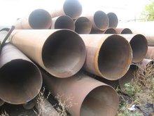 Steel pipe used