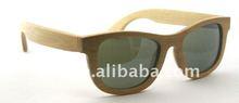 handcraft wooden/wood sunglasses, popular design