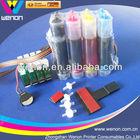 ciss for Epson ME32 ME33 ME330 ME350 4 color inkjet printer ciss