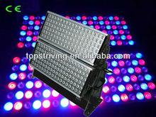 Outdoor lighting 216*3w rgb/rgbwa/rgbw dmx 512 IP 65 dmx city color outdoor stage lighting