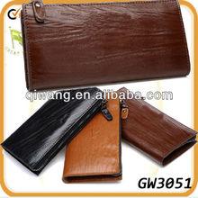 custom order wholesale wallet GW3050 coffee
