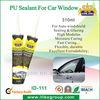 Broken car window repair pu sealant