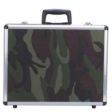 Aluminum attache case aluminum laptop briefcase with factory price