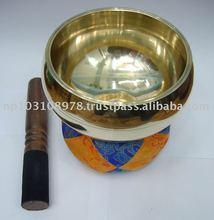 Carving Singing Bowl