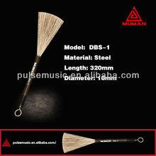 wire drum brushes drumsticks custom logo