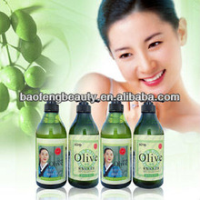 olive oil age defying shower gel liquid soap cosmetics OEM factory in china baby body wash shower