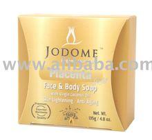 Jodome Organic Placenta Gold Soap - Premium Quality