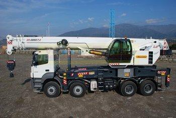 55 Ton Mobile Crane