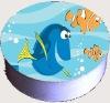 Cartoon Fish Compressed Towel