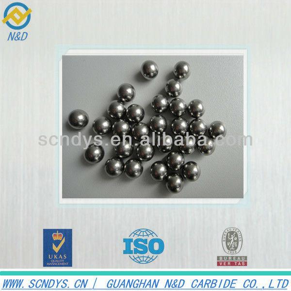 high precision tungsten carbide ball