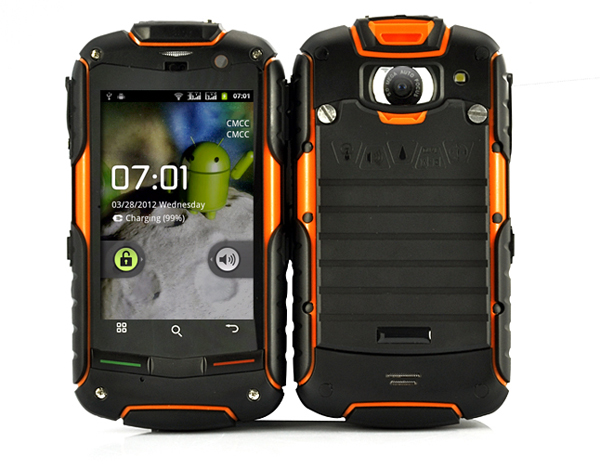 AGM ROCK V5 rugged mobile phone android 4.0 dual core 3G