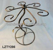 hanging red wine glass rack LZTY286