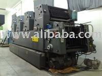 Heidelberg Speedmaster 102 S + L máquinas de impresión