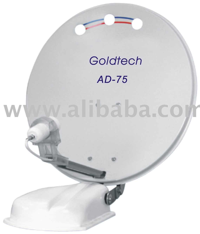 Auto Dish(satellite dish)