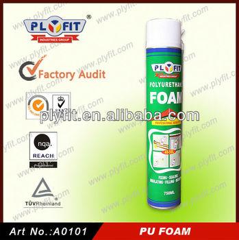 expanding construction PU Foam Sealant