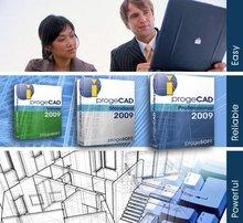 Progecad Professional 2009 software